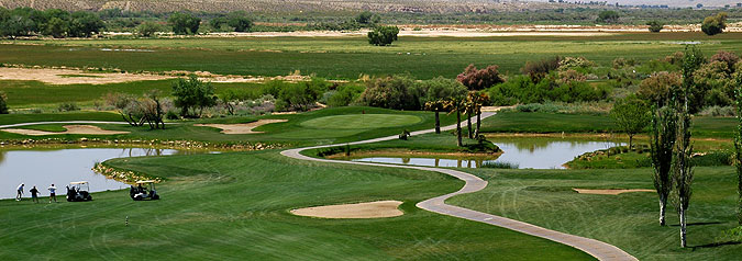 Mesquite Country Club - Palm Springs California